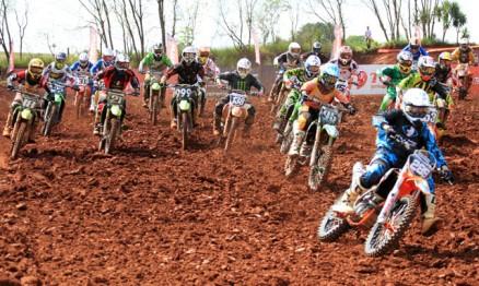 Resultados do Gaúcho de Motocross em Panambi