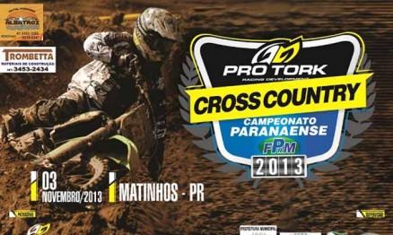 Paraná recebe o Brasileiro de Cross Country