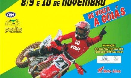 Última etapa do Brasileiro de MX terá provas já na sexta