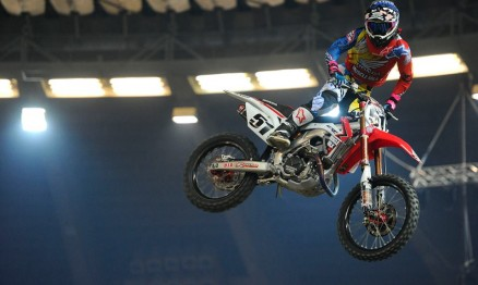 Vídeos – Highlights Supercross de Genova 2013