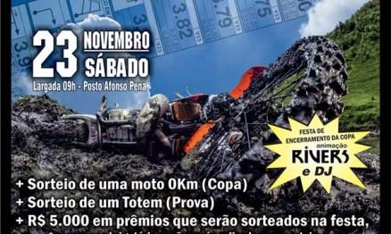 Final da Copa MS de Enduro será em Campo Grande