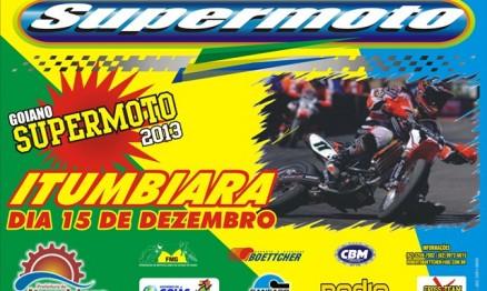 Itumbiara recebe a final do Brasileiro de Supermoto