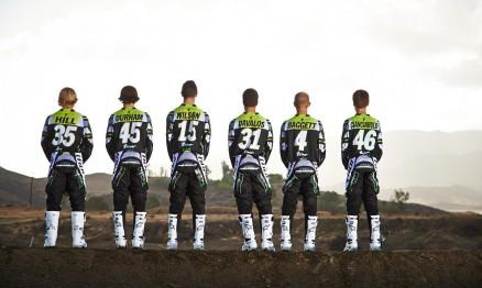 Equipes para o AMA Supercross 2014 – Round 2