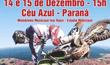 Sul Brasileiro de Supercross será domingo no PR