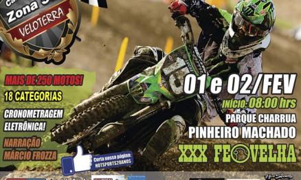 Zona Sul de VX abre temporada em Pinheiro Machado