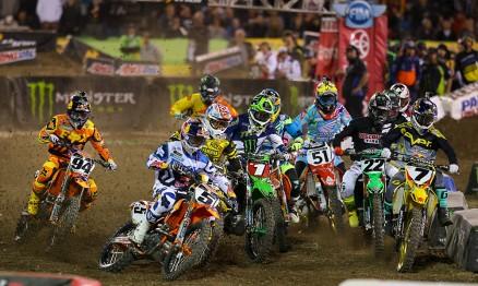 AMA Supercross 2014 – 3ª Etapa – Anaheim2