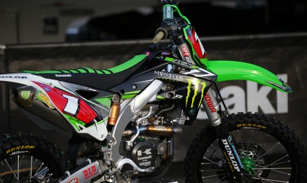 Fotos das motos do AMA Supercross 2014