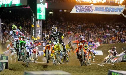 AMA Supercross 2014 – 5ª Etapa – Anaheim3