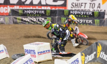 Adam Cianciarulo fora do AMA Supercross !!!