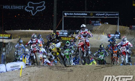 Vídeo – Highlights Mundial Motocross 2014 – Losail