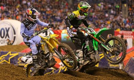 AMA Supercross 2014 – 9ª Etapa – Indianápolis