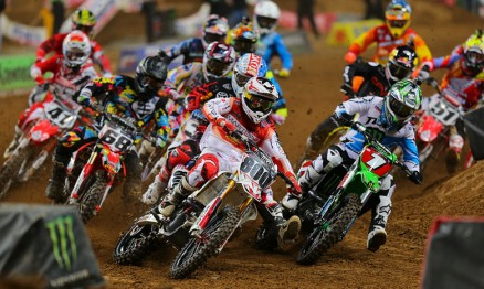 AMA Supercross 2014 – 13ª Etapa – St. Louis