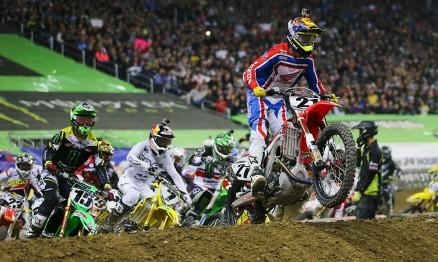 AMA Supercross 2014 – 11ª Etapa – Detroit