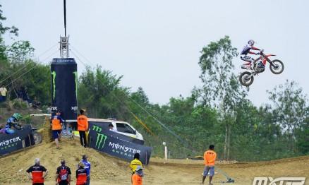 Resultados segunda etapa Mundial de MX – Tailândia