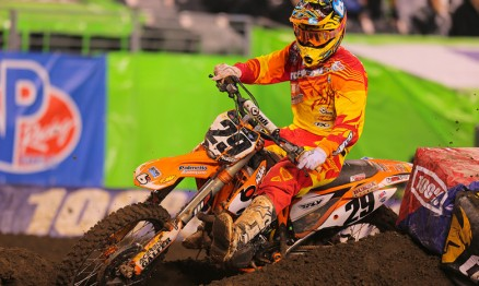 Resultados do AMA Supercross em Rutherford