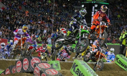 AMA Supercross 2014 – 15ª Etapa – Seattle