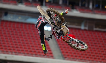 Resultados do AMA Supercross em Houston