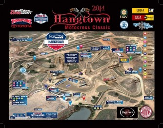 Vídeo – Volta virtual AMA Motocross em Hangtown