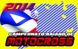 Logo Motocross red