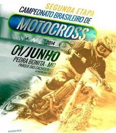 Pista do Brasileiro de Motocross em MG está pronta