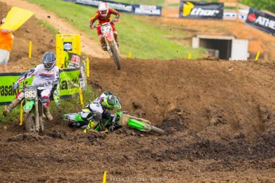 Vídeo Cassetada AMA Motocross em Muddy Creek