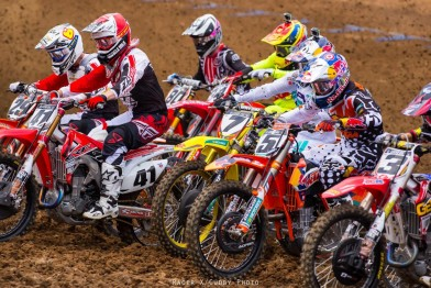 Vídeos – Highlights AMA Motocross 2014 – Muddy Creek