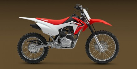 CRF 125F Big Wheel