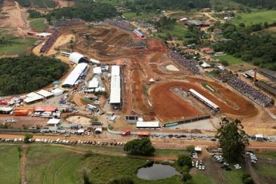 Canelinha (SC) volta a sediar o Campeonato Brasileiro de Motocross
