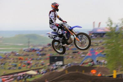 Christophe Pourcel é o terceiro colocado do campeonato