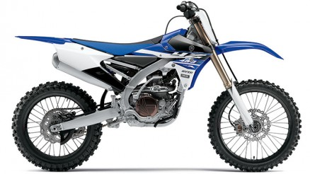 YZ450F 4T 2015