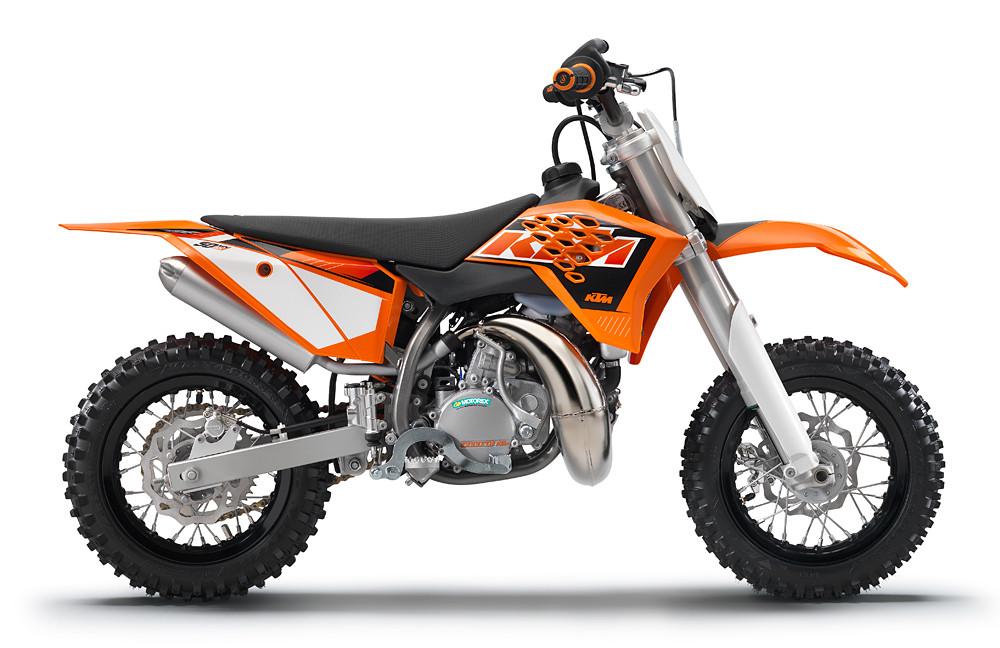 KTM apresenta os modelos para 2015