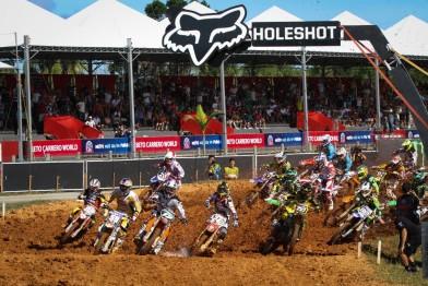 Venda de ingressos para o Mundial de Motocross em Goiás continua