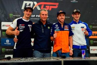 Anunciada a equipe da Itália para o Motocross das Nações 2014