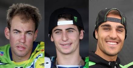 Confirmada a equipe da França para o Motocross das Nações 2014