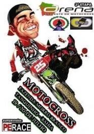 Bahia recebe a terceira etapa do Arena Nordeste de Motocross