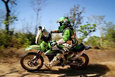 Kawasaki conquista dois pódios no Brasileiro de Rally Baja