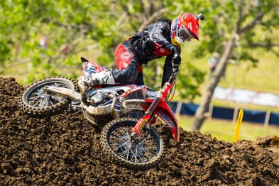 Malcolm Stewart 2014 AMA Pro Motocross Thunder Valley - 7th Plac