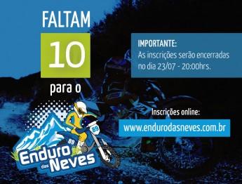 Mais de 100 pilotos encaram Enduro das Neves