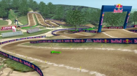 Vídeo – Volta virtual AMA Motocross em Spring Creek