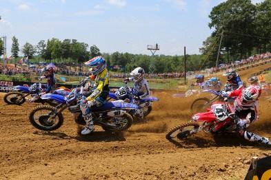 Vídeos – Highlights AMA Motocross 2014 – Budds Creek