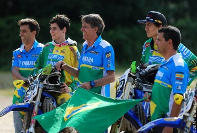 Team Brasil Júnior na Bélgica