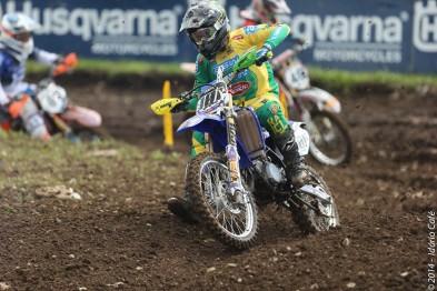 Brasil tem um piloto classificado para o Mundial de Motocross Junior na Belgica