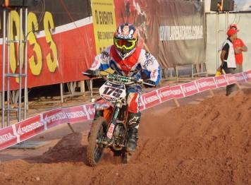 Keven Ikeda venceu na 65cc
