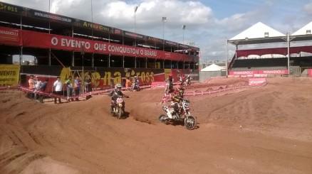 Acompanhe aqui a cobertura in loco do Arenacross em Jundiaí