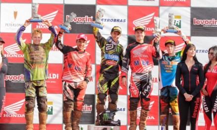 Thales vence 4ª Etapa do BR de Motocross e diminui diferença do líder