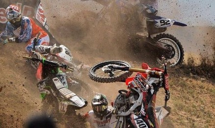 Vídeo Cassetada AMA Motocross em Utah