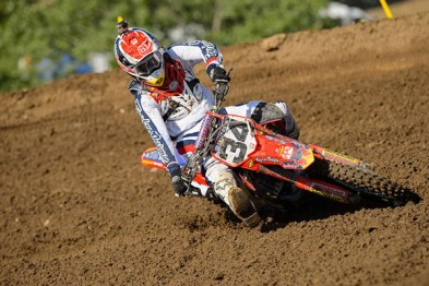 Malcolm Stewart 2014 AMA Pro Motocross Hangtown - 9th Place