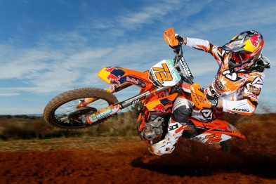 Stefan Everts - foto por KTM KTM Images / Red Bull Content Pool