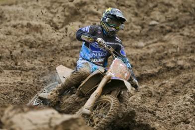 Jeremy Martin foi o campeão antecipado da 250cc dando a Yamaha seu primeiro campeonato em 22 anos