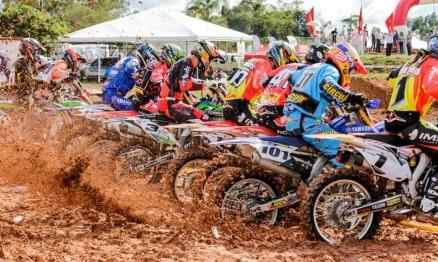 Campo Grande recebe a 4ª Etapa do BR de Motocross neste fim de semana